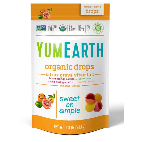 Citrus Grove mahedad karamellid C-vitamiiniga