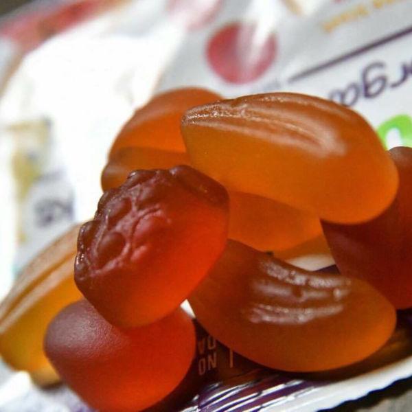 MIX- Beans, Kumimakeiset, Snäkid- 3x4 pakkausta (600g)