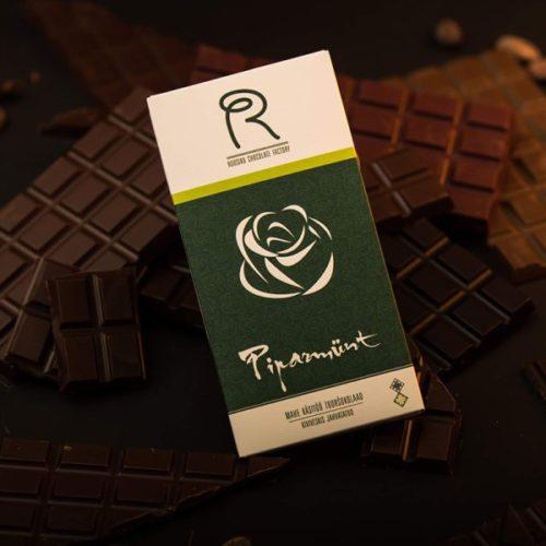 Roosiku mahe tooršokolaad piparmündiga
