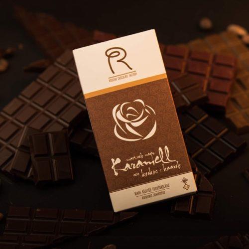 Roosiku mahe tooršokolaad kookose ja kaarobiga
