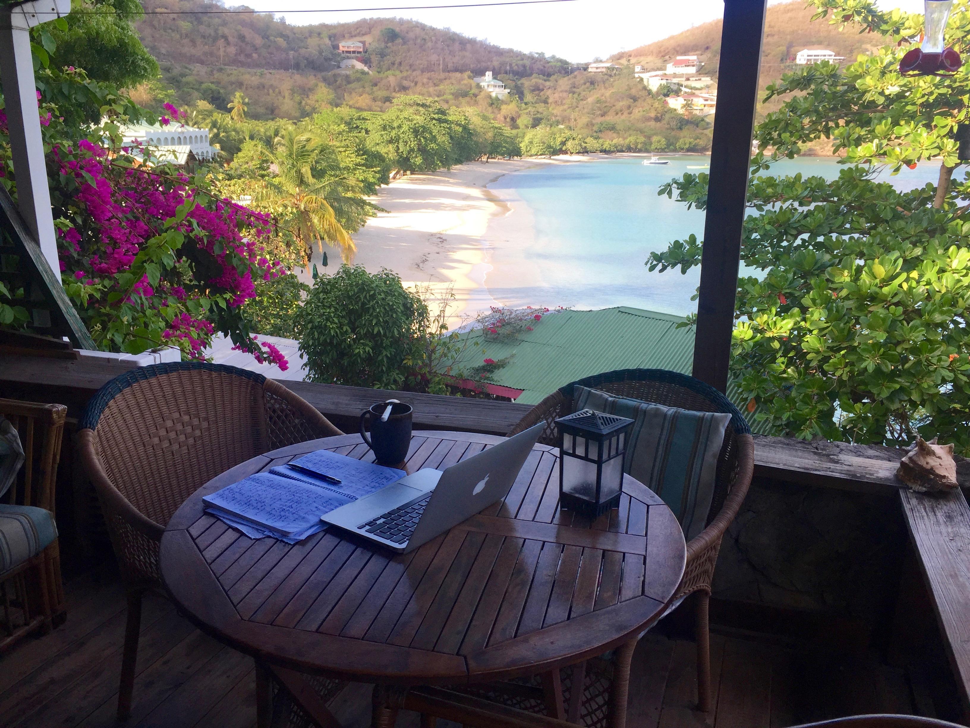 imeline kodu Grenada saarel