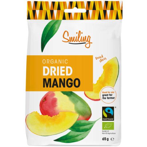 Smiling Mahe kuivatatud mango