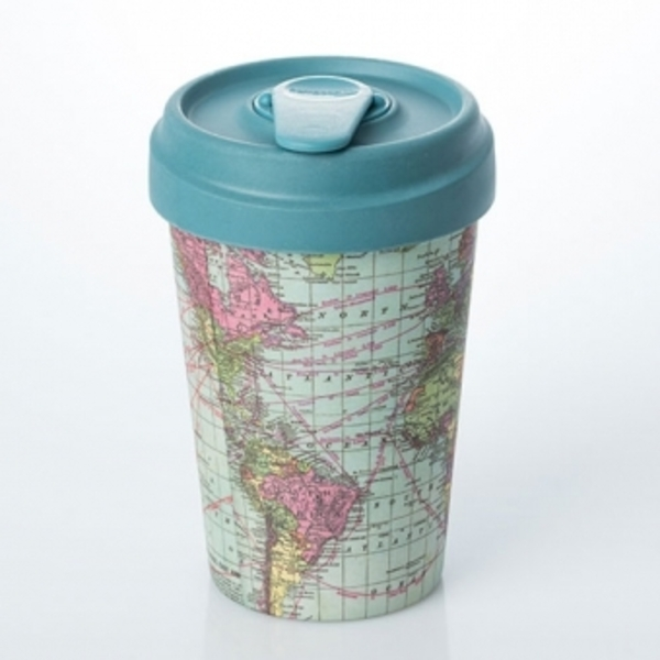 CHICMIC Bamboo Cup / bambustops - Around the World- 400ml