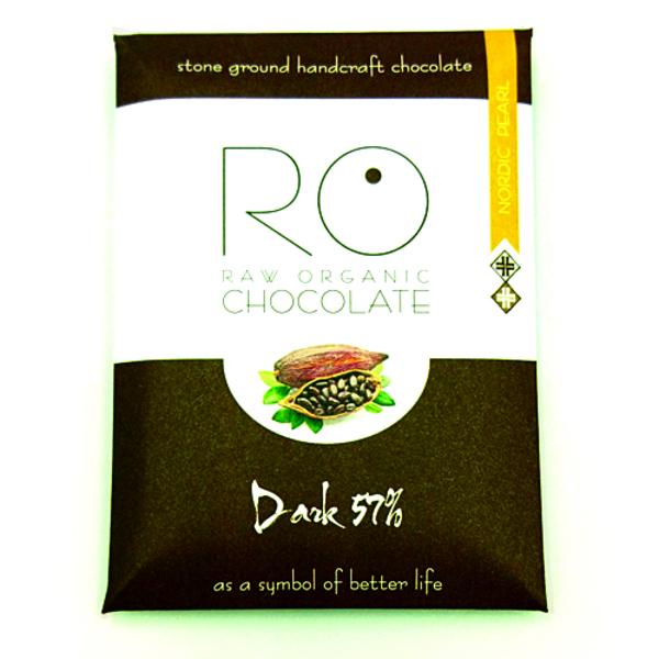 Ro mahe tooršokolaad tume 57% (37g)