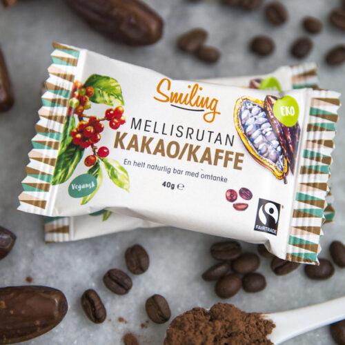 Smiling kohvi-kakao batoon