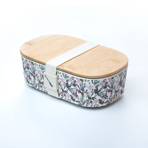 Delux Jungle Blooms lunchbox