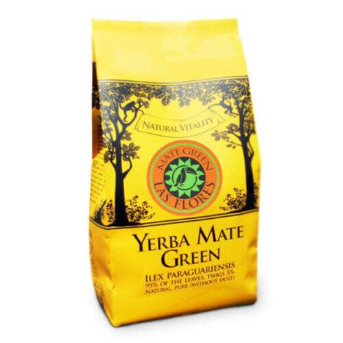 Yerba Mate Green Las Flores 200g