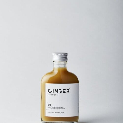Gimber The Original- Mahe Ingveri Eliksiir 200ml