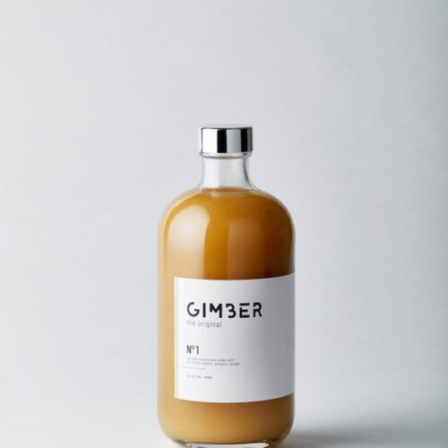 Gimber the Original mahe ingveri eliksiir 500ml