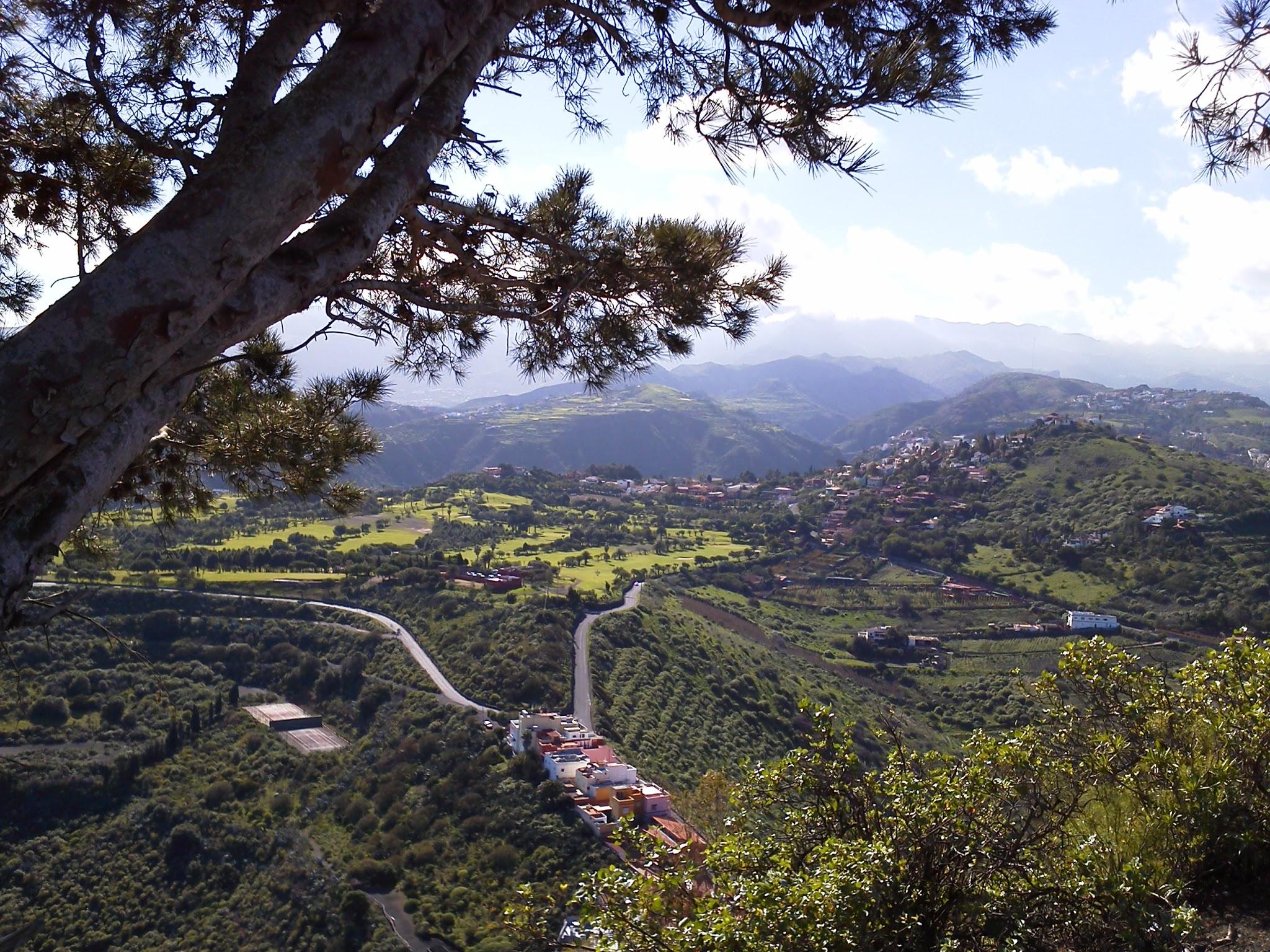 Gran Canaria lopsakas põhjaosa