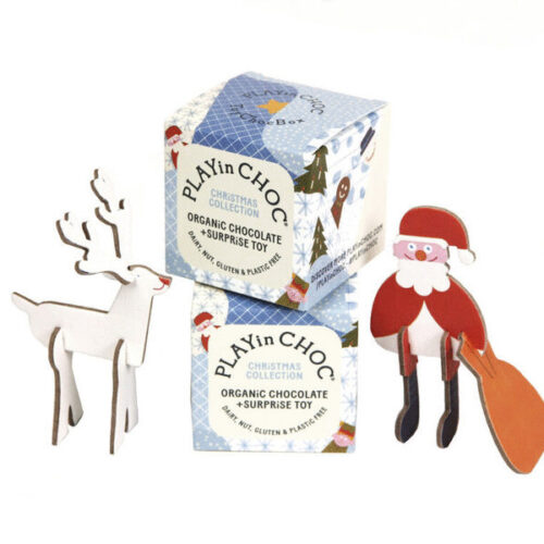 Üllatuskarbike- mänguasi ja šokolaad- Jõulud!